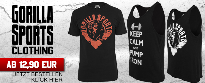 Gorilla Sports Shirt
